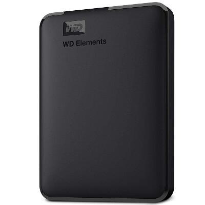 WD Elements Festplatte HDD, 2 TB