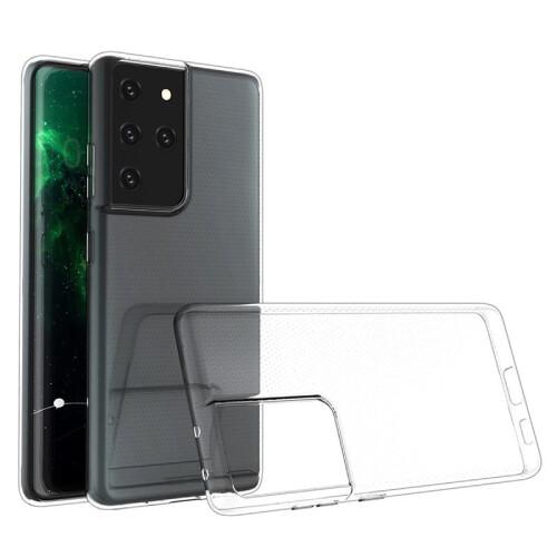Samsung Galaxy S21 Ultra Schutzhülle Transparent