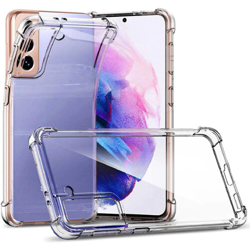 Samsung Galaxy S21 Schutzhülle Transparent