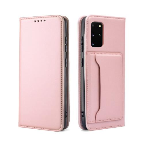 Samsung Galaxy S21 Wallet Schützhülle Pink