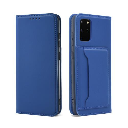 Samsung Galaxy S21 Wallet Schützhülle Blau