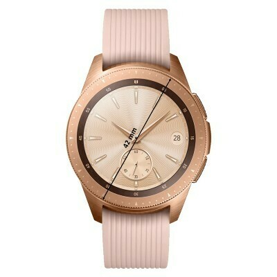Samsung Galaxy Watch, 42mm, Rose Gold Wi-Fi GPS (Gebraucht)