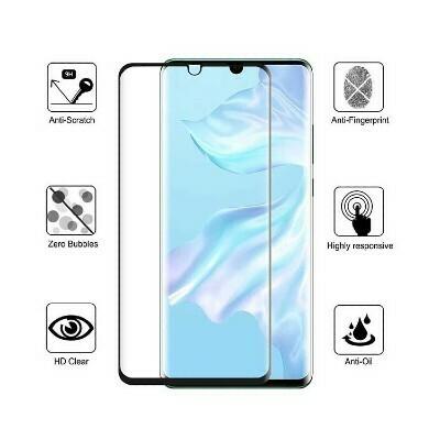 Panzerglas Huawei Mate 30 Lite Full Glue