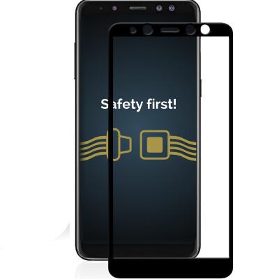 PanzerGlass für Samsung A8 Plus 2018