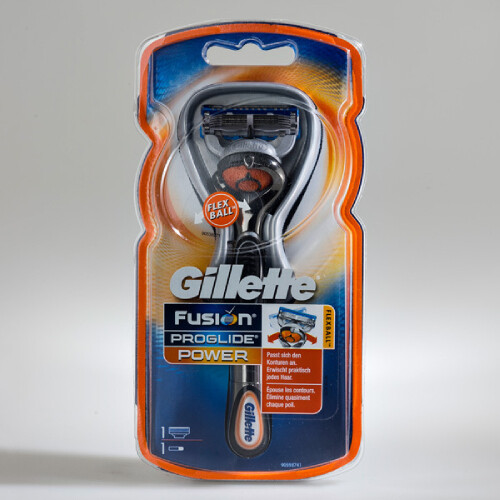 Gillette Fusion Proglide - Flexball