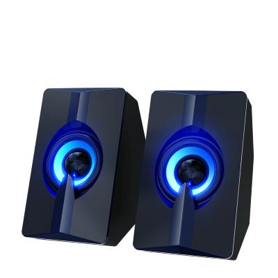 RGB Gaming Speaker USB / 3.5mm AUX (12x7.5x7cm)