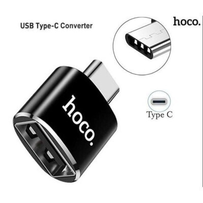 Hoco Adapter USB-A to Type-C