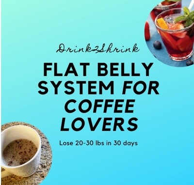 30 Day Flat Belly Coffee Lovers System