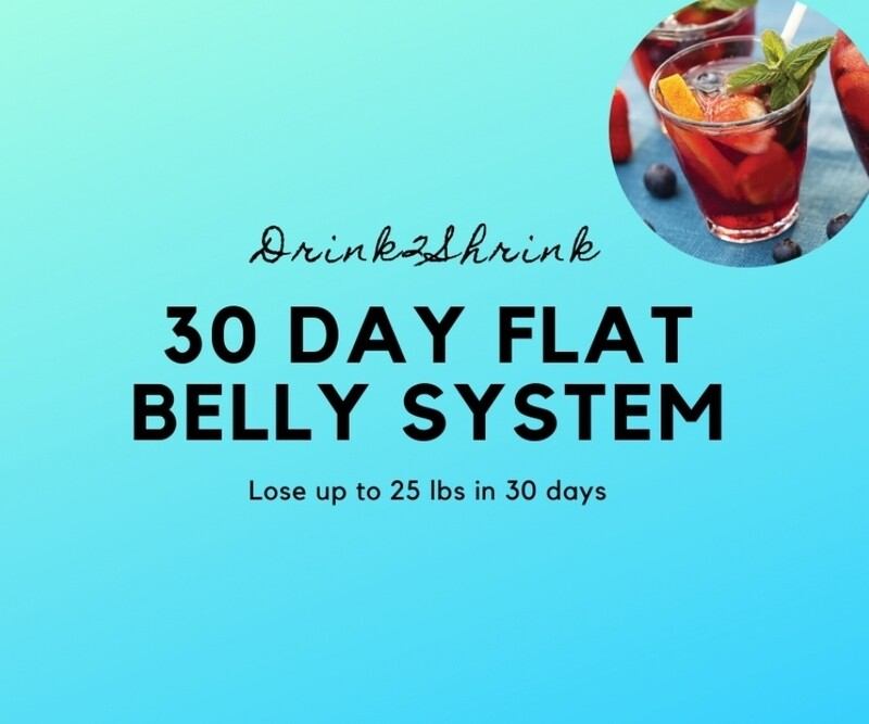 30 Day Flat Belly System