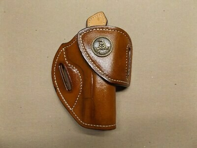 HF-1 Leather Holster with Concho