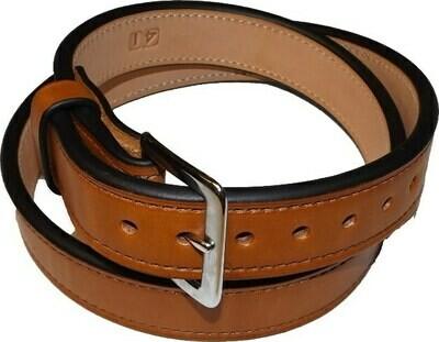Locked And Loaded Gun Leather Gun Belt