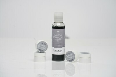 BAMBOO CHARCOAL CLEANSING GEL 4.FLOZ
