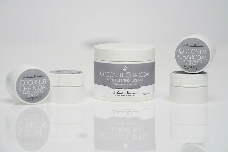 COCONUT CHARCOAL MOISTURIZING CREAM