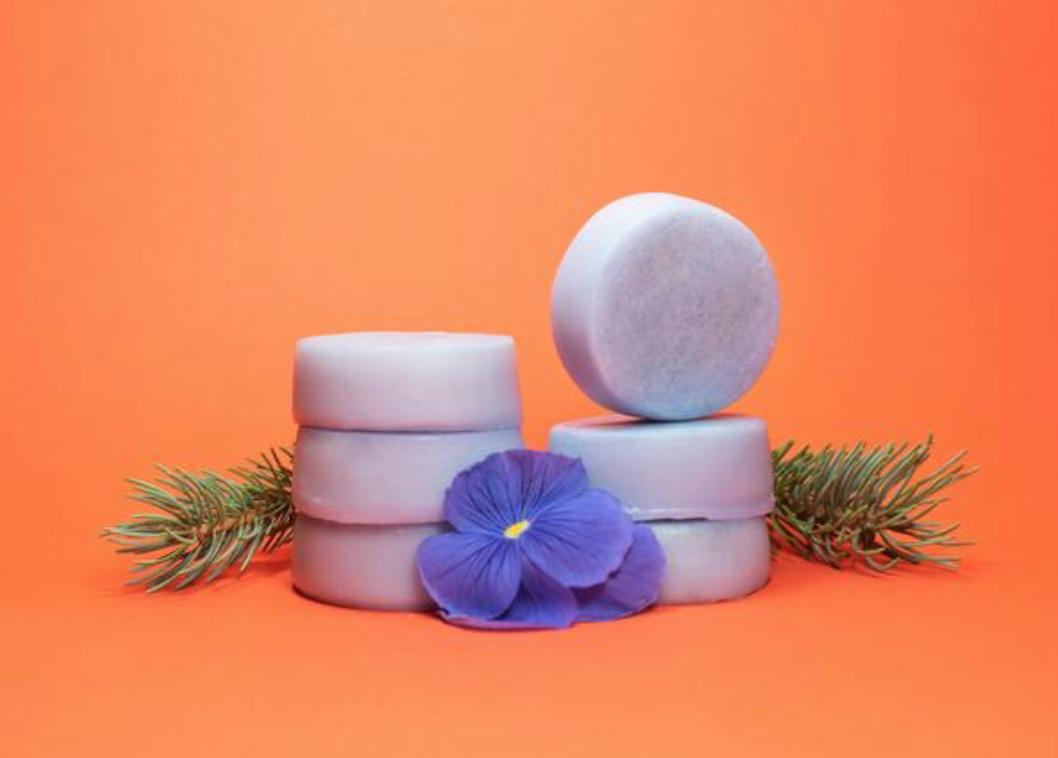 Lavender Shampoo Bar