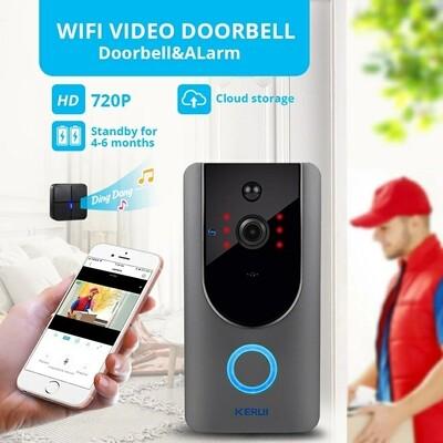 720P Video Wifi Home Security Camera With Sensor