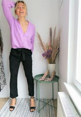 Marie pants ~ black