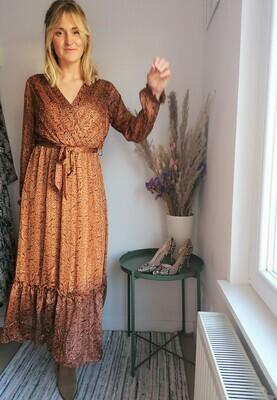 Lucy dress ~ camel