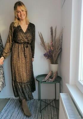 Lucy dress ~ khaki
