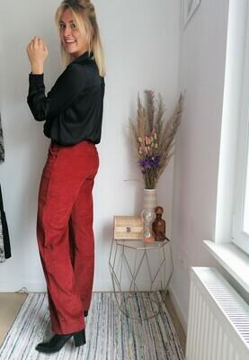 Ana pants ~ rust