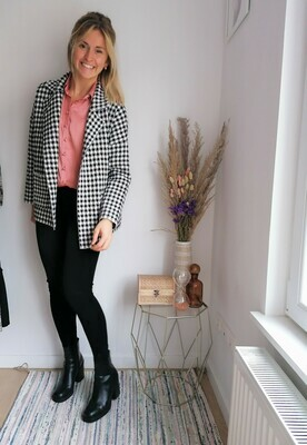 Noémie jacket ~ black