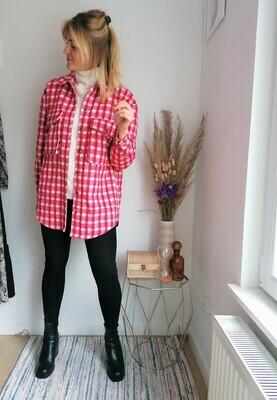 Tiffany jacket ~ red