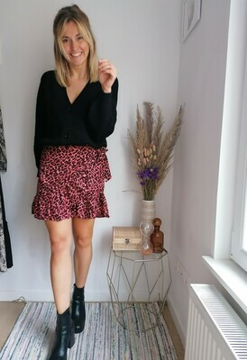 Megan skirt ~ old pink
