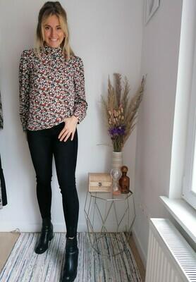Amélie blouse ~ khaki