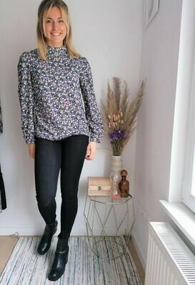 Amélie blouse ~ purple