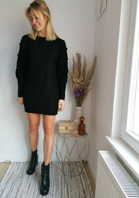 Jade dress ~ black