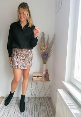 Zebra short/skirt