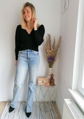 Paris sweater ~ black