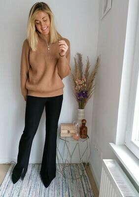 Debby sweater ~ camel