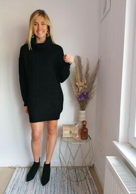 Elke dress ~ black