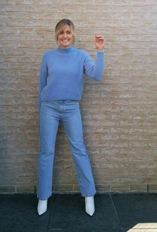 Saar sweater ~ blue