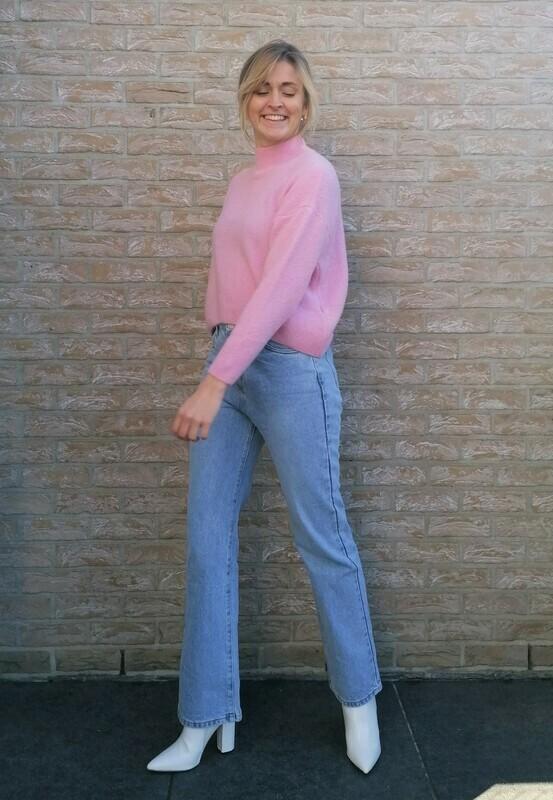 Saar sweater ~ pink