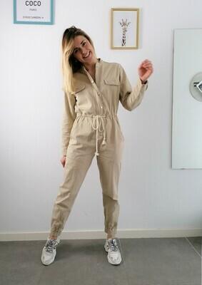 Celine jumpsuit ~ beige