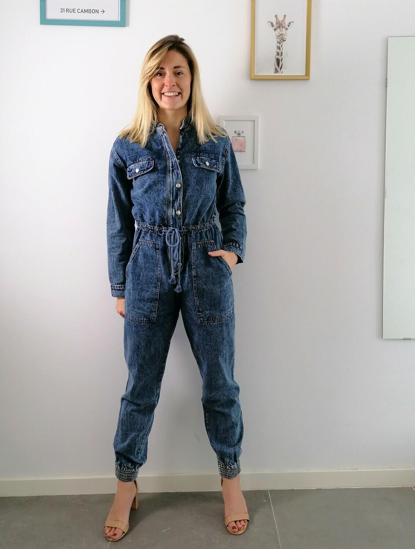 Celine jumpsuit ~ blue