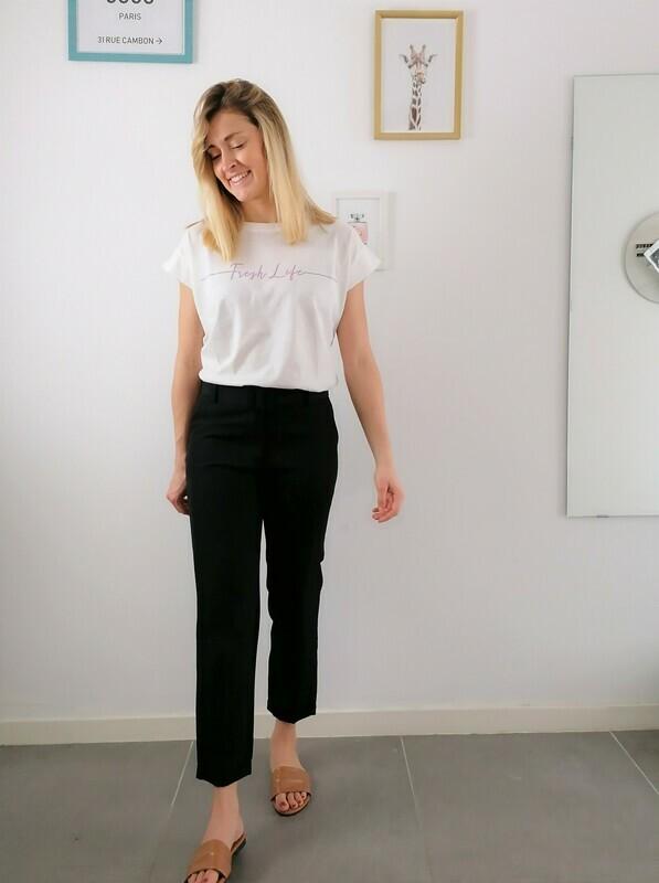 Lizzy pants ~ black