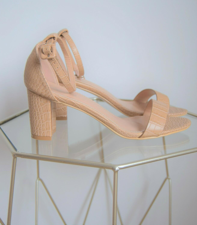 Sandals beige
