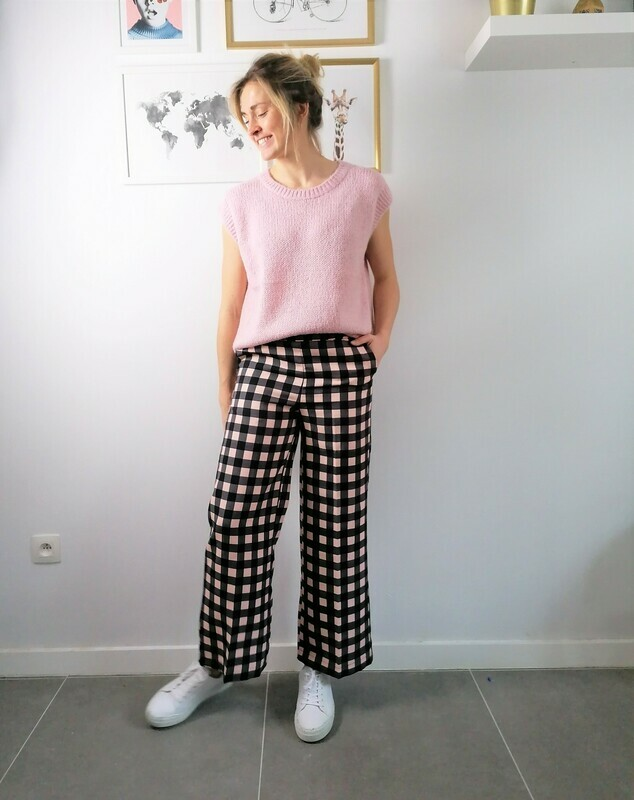 Evita pants ~ black