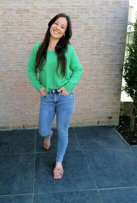 Soft sweater ~ green