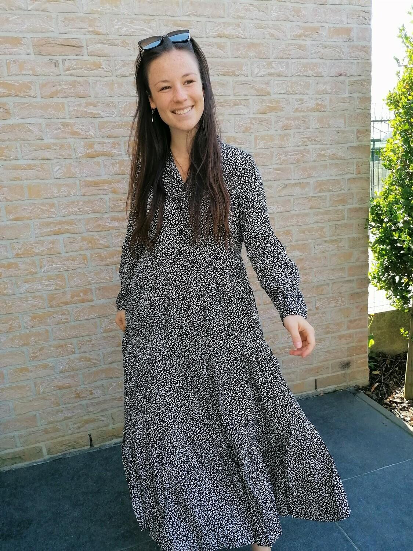 Florence dress ~ black