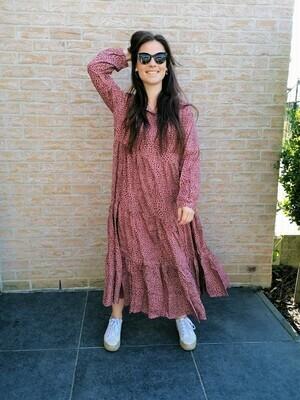 Florence dress ~ pink
