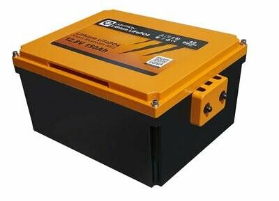 LIONTRON Lithium LiFePO4 LX Smart BMS 12,8V Wohnmobil Untersitz Batterie 12,8V 150Ah