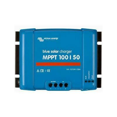 MPPT Solarladeregler LED 50 A - 100 V