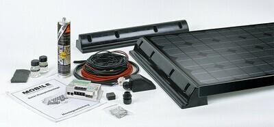 Solarkomplettanlage MT 110 MC / 110 W