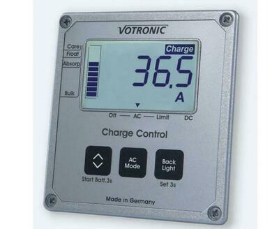 LCD Charge Control S für Votronic VBCS Triple