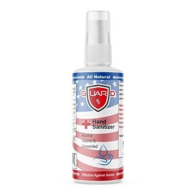 GuardRx Spray Hand Sanitizer 8 FL OZ - Unscented