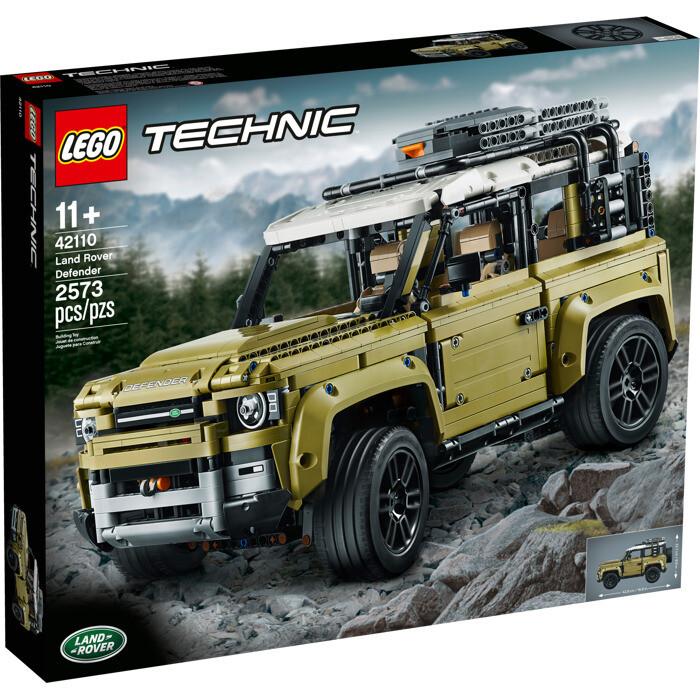 LEGO® Technic™ Land Rover Defender (42110)