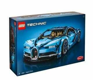 LEGO® Technic™ Bugatti Chiron (42083)
